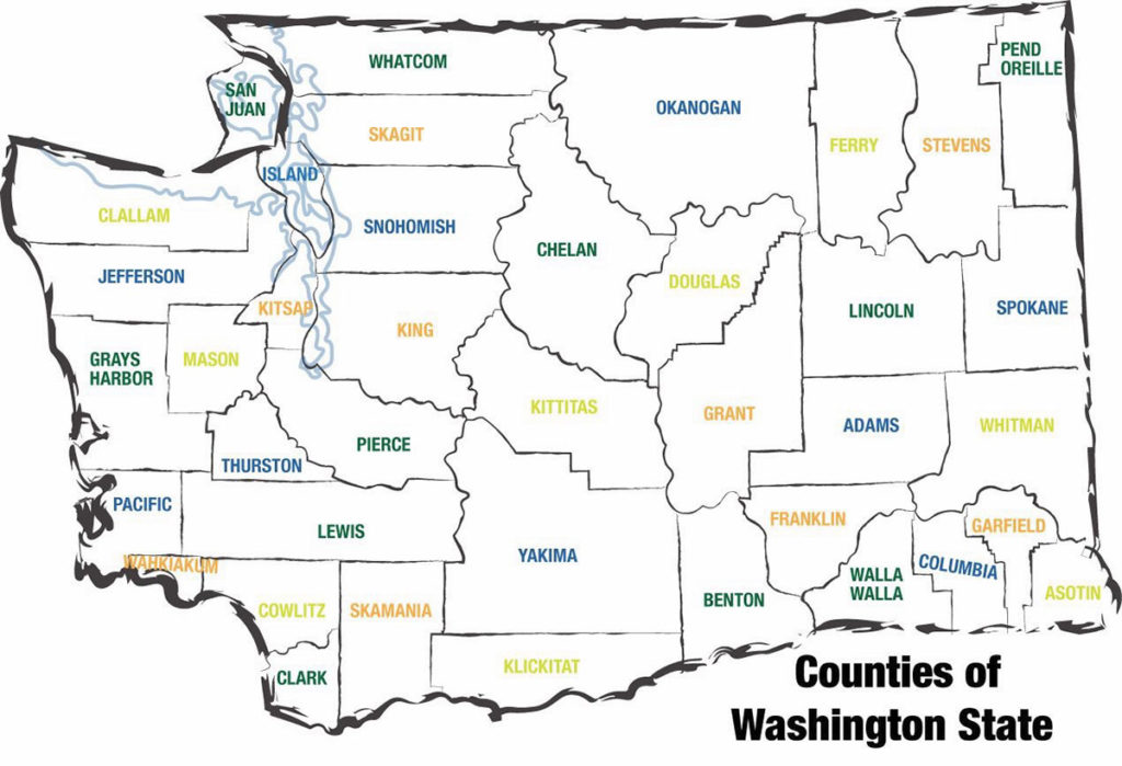 Whatcom Hoops Counties of Washington State